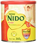 Nestle Nido Kinder 1 Mas Protectus 360g, Pack of 1