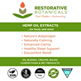 Ultra High Strength Hemp Oil for Pain Relief