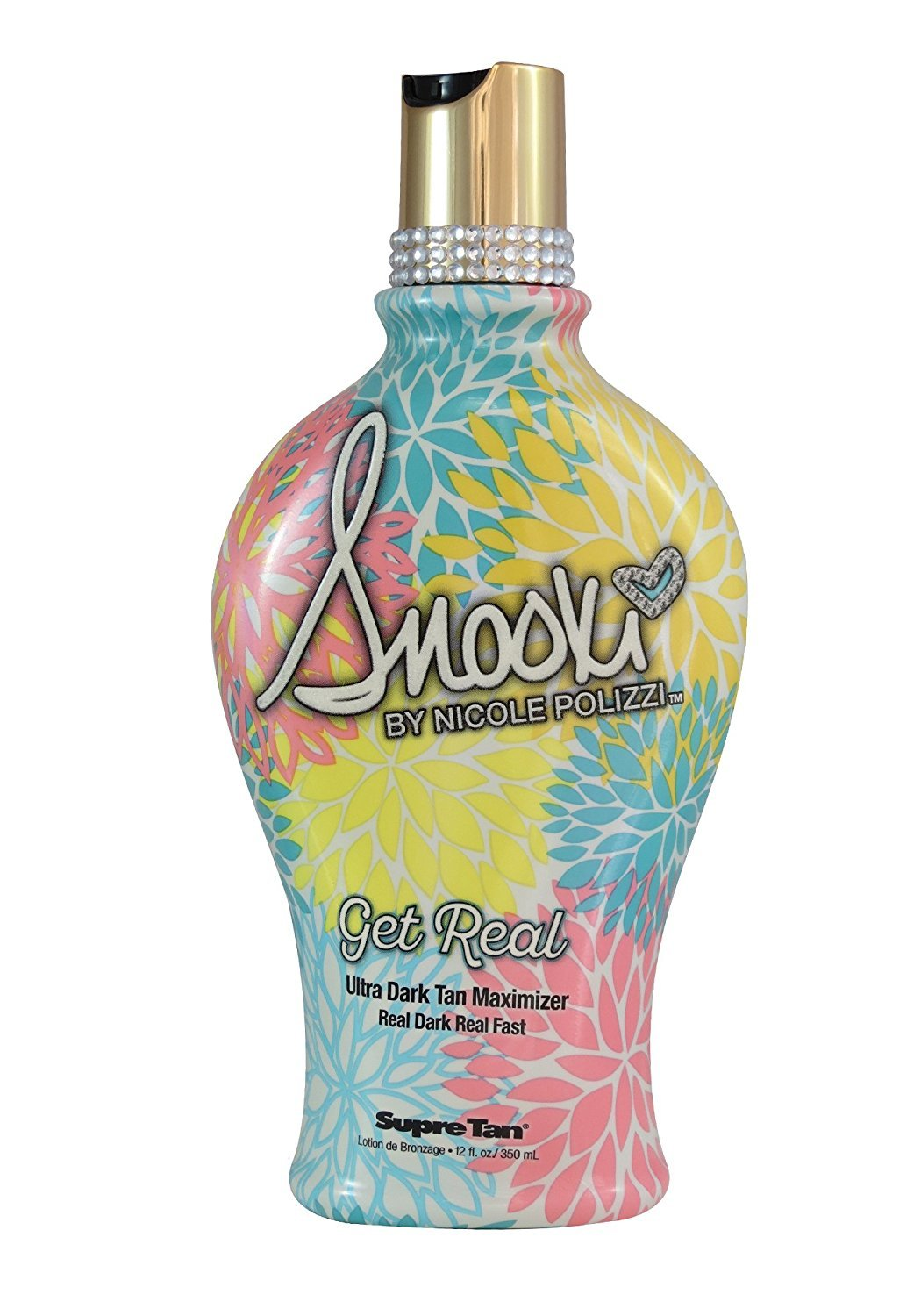 SUPRE Snooki Get Real Tanning Lotion 12 Oz