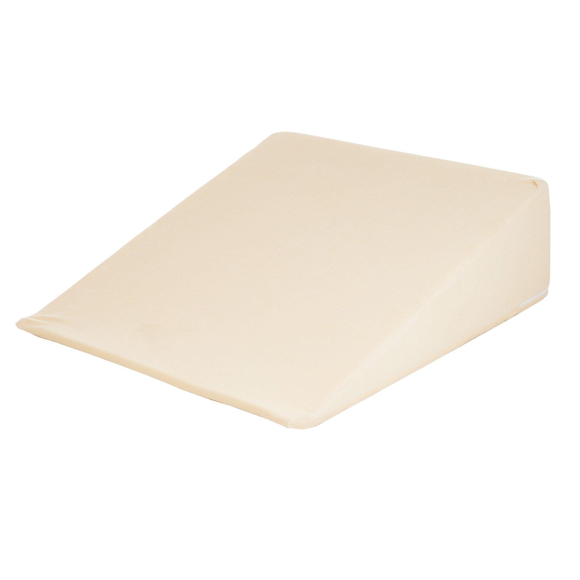 Lavish Home Folding Wedge Memory Foam Pillow - 24'' x 16.2'' x 7''