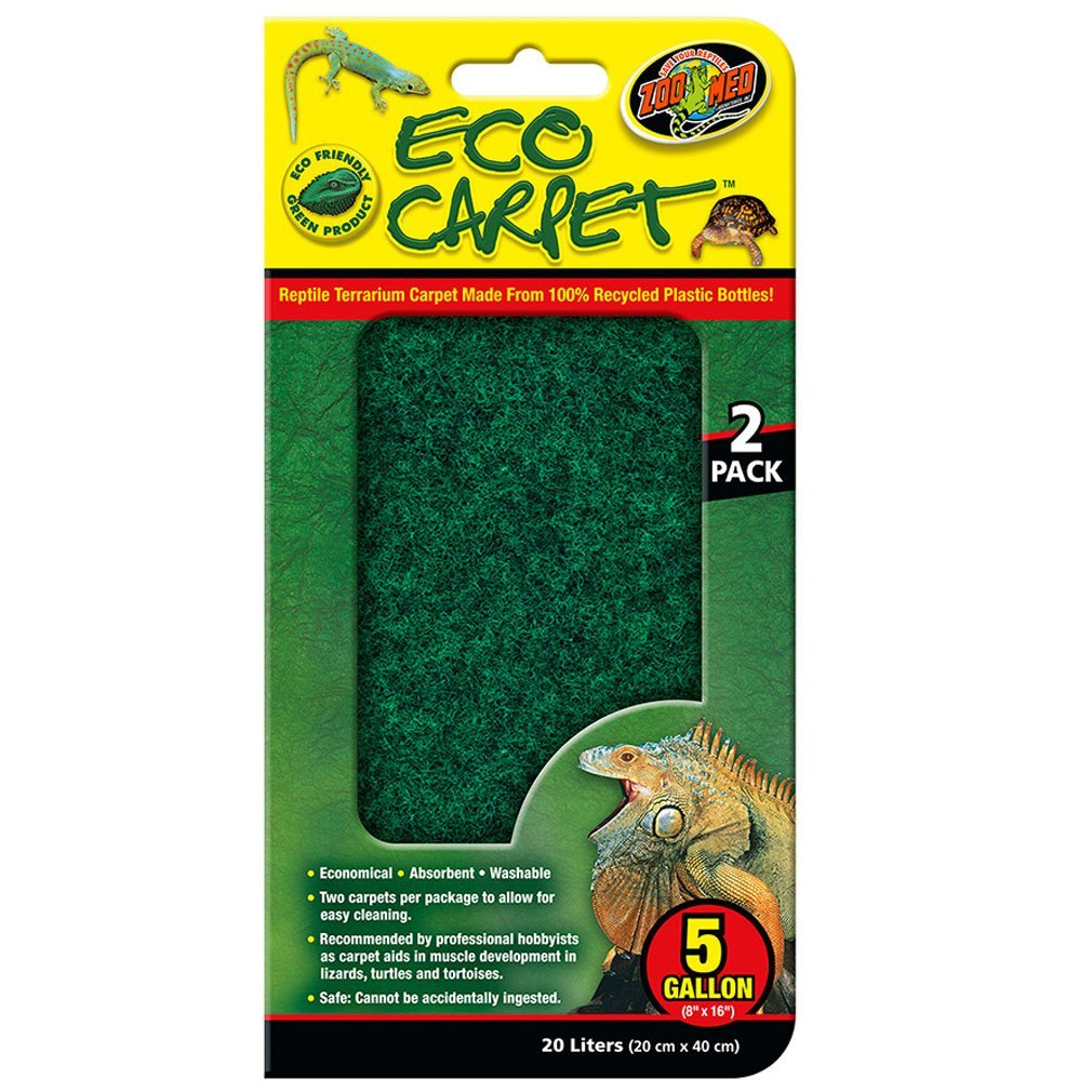 Zoo Med 26083 Repti Cage Carpet (1 Pack), 18 x 48 (Assorted color) PS04O