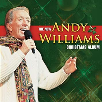 the new andy williams christmas album - Andy Williams Christmas Show