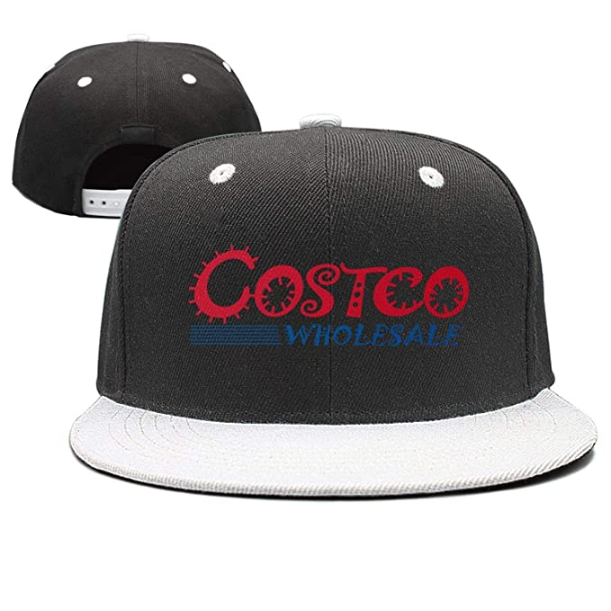 487cf3da16c Amazon.com  UONDLWHER Adjustable Unisex Costco-Wholesale-Logo- Cap ...