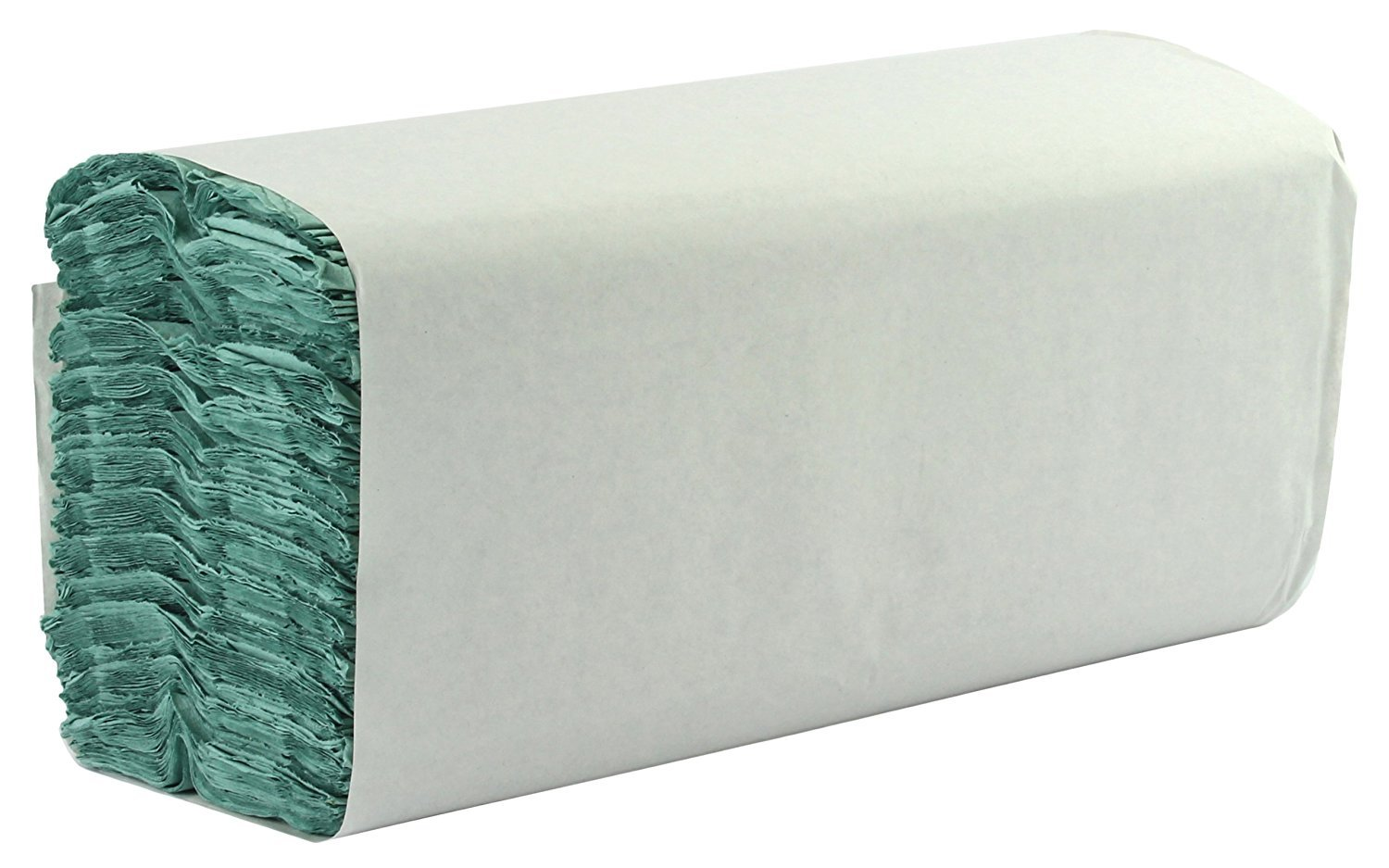 Essentials SPD40 C Fold Hand Towel Pack of 2560 Green