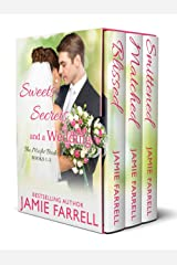 Sweets, Secrets, and a Wedding: The Misfit Brides Books 1 - 3 Kindle Edition