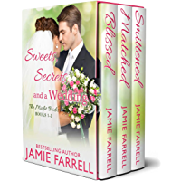 Sweets, Secrets, and a Wedding: The Misfit Brides Books 1 - 3
