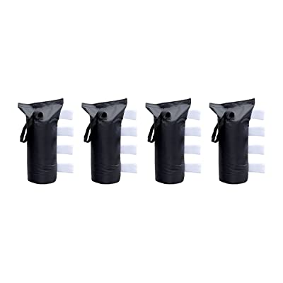 GigaTent Canopy Weights Sand Bags Portable Anchors - 4 Pack : Garden & Outdoor