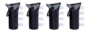 Gigatent Canopy Weights Sand Bags Portable Anchors 4 Pack
