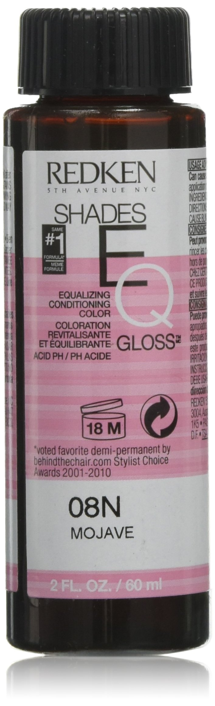 Amazon Redken Shades Eq Gloss For Women Hair Color Chestnut