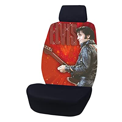 Midsouth Products Elvis Presley 68' Special Universal Auto Seat Cover - 1 Pc: Automotive