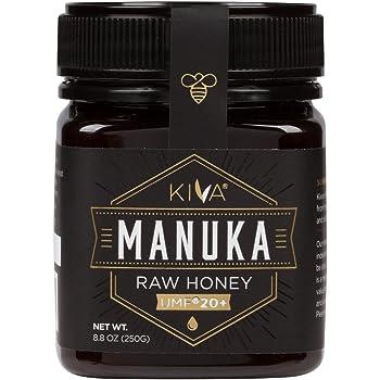 Kiva UMF 20+ Raw Manuka Honey