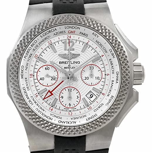 Breitling Bentley automatic-self-wind Mens Reloj eb0433 (Certificado) de segunda mano: Breitling: Amazon.es: Relojes