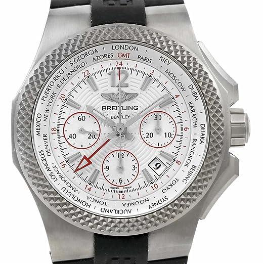 Breitling Bentley automatic-self-wind Mens Reloj eb0433 (Certificado) de segunda mano: Breitling: Amazon.es: Relojes