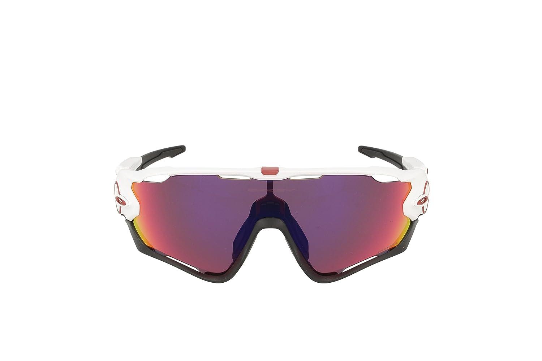 9c6c44d584eaf Amazon.com  Oakley Mens Jawbreaker Sport Sunglasses