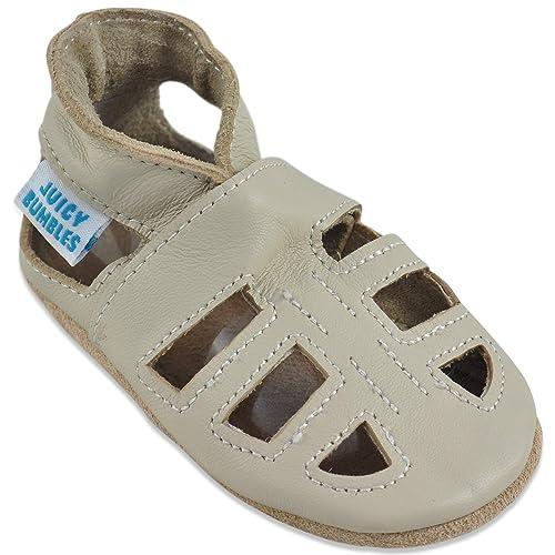 Zapatos Bebe Niña - Zapatos Bebe Niño - Zapatillas de Cuero - Sandalias Niña Zapatos Niña Zapatos Niño 0-6 Meses hasta 24 Meses