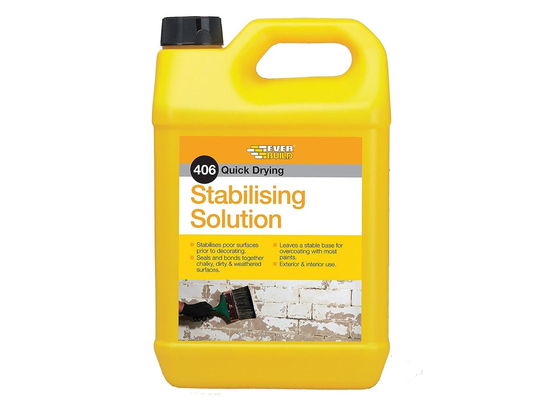 EverBuild 406 estabilizar solució n 5 litros STAB5