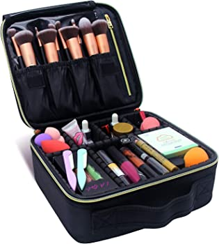 Monstina Professional Travel Makeup Bag
