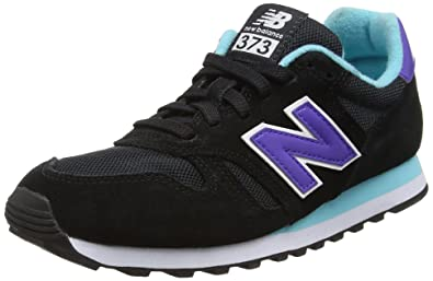 new balance damen wl574v1 sneaker schwarz 38 eu