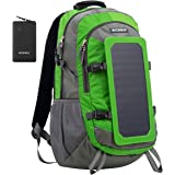 Amazon Com Eceen Hiking Daypacks With Solar Charger For