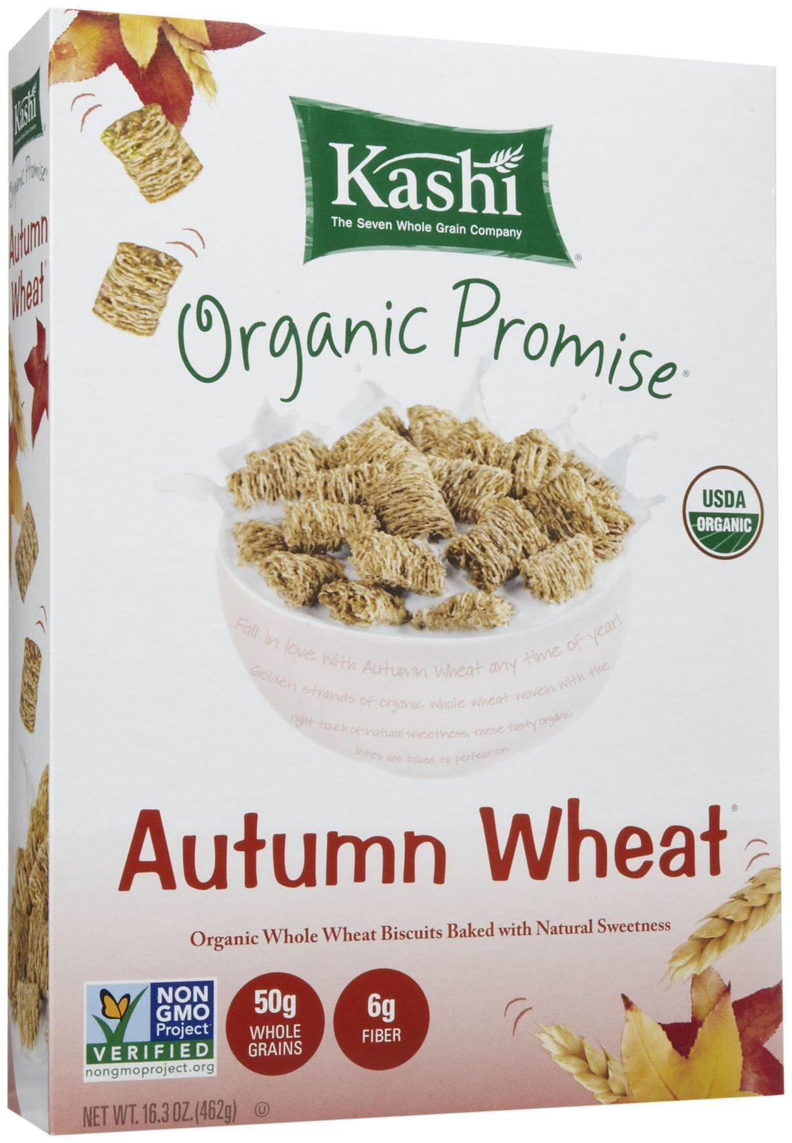 Kashi BG14725 Kashi Autumn Wheat Cereal - 12x16.3OZ