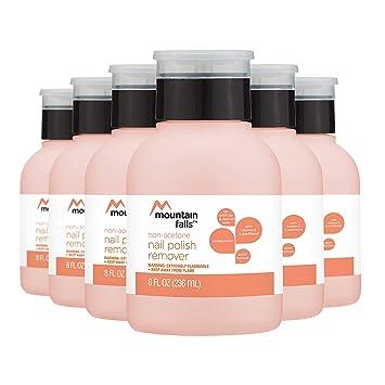 Amazon.com: Mountain Falls Non-Acetone Nail Polish Remover for ...