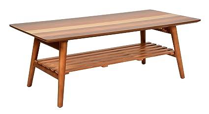 Ts Ideen Design Bodentisch Wohnzimmer Tisch Beistelltisch Kaffeetisch  Couchtisch Japanischer Stil 100 X 47,5 Cm: Amazon.de: Küche U0026 Haushalt