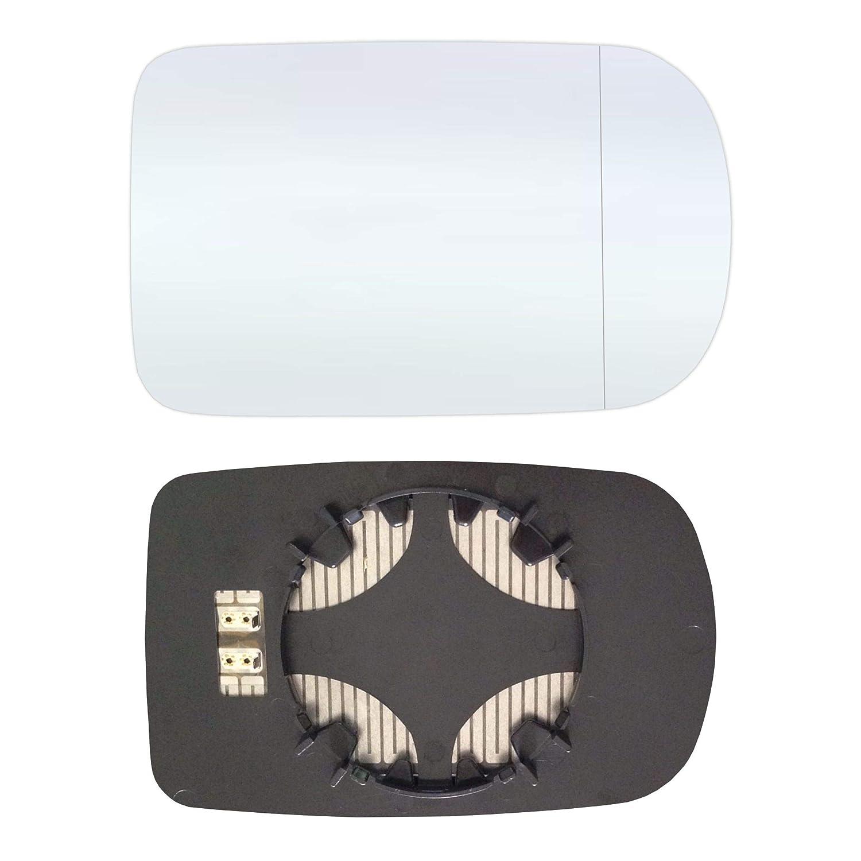 AM-BWE3894-RWAH Miroir droit avec plaque et chauffage