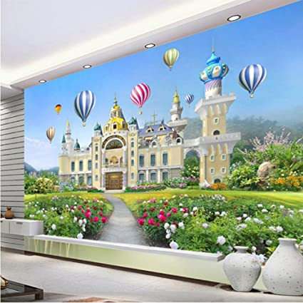 Amazon com: 3D Wall Decorations Wallpaper Murals Stickers Beautiful
