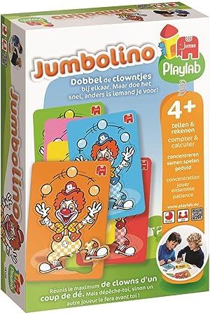 Jumbo Jumbolino Preescolar Juego de Azar - Juego de Tablero (Juego ...