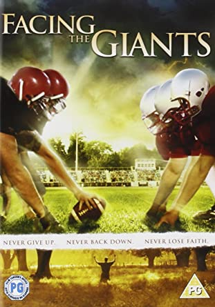 a4da8a131b45 Facing The Giants  DVD   2007   Amazon.co.uk  Tracy Goode
