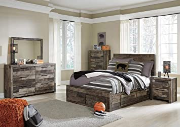 Amazon Com Amazing Buys Derekson Bedroom Set By Ashley Furniture