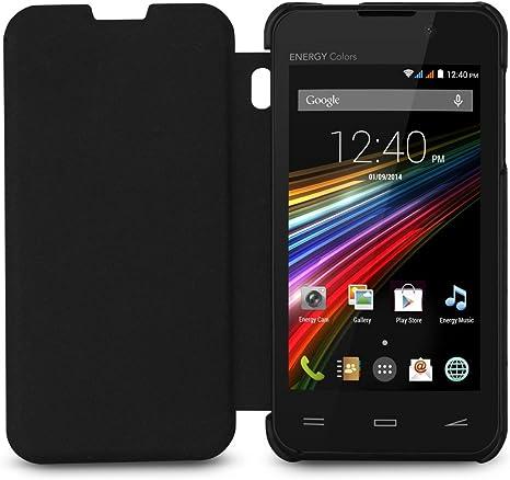 Energy ENT-420582 - Carcasa para Phone Max, color negro: Amazon.es ...