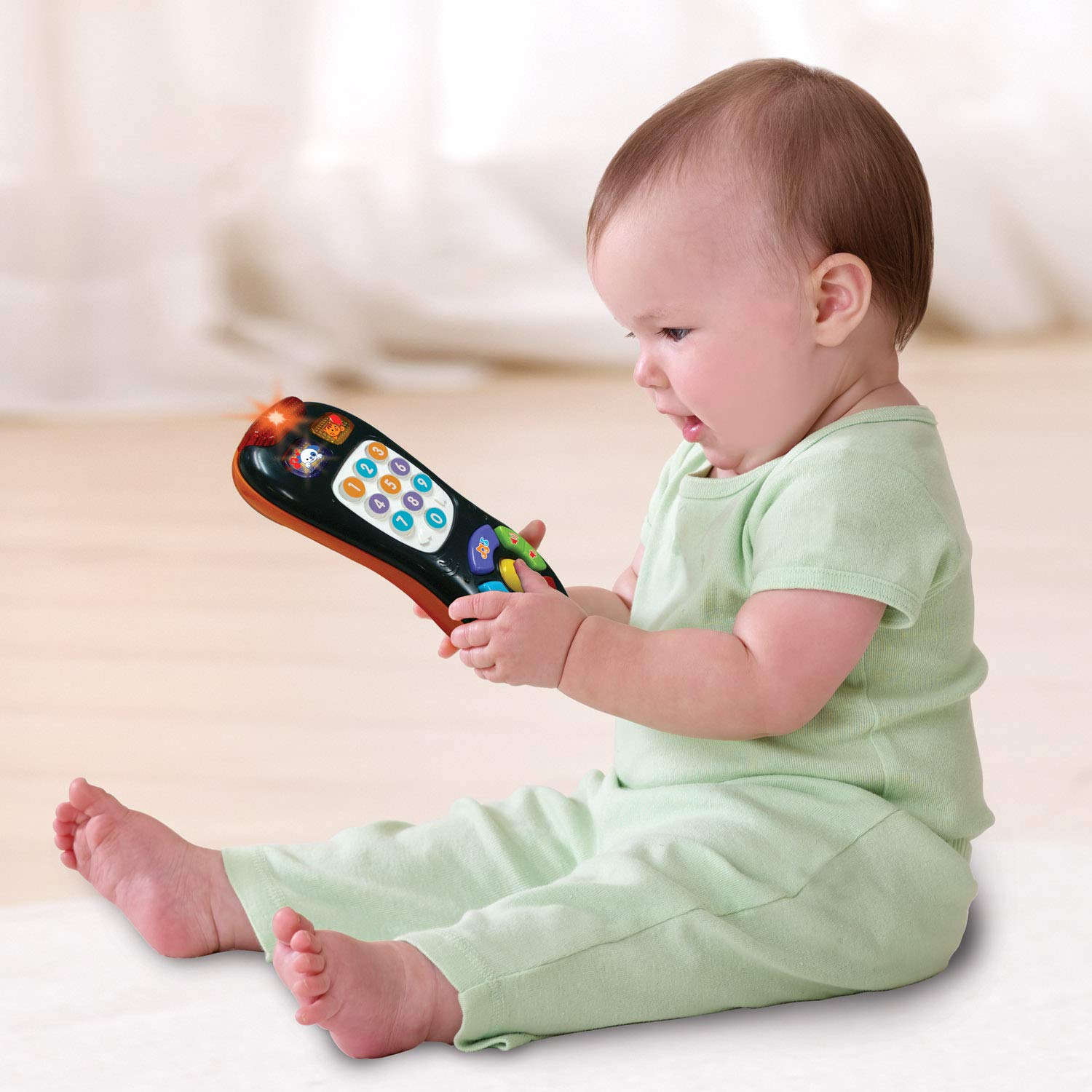VTech Click and Count Remote, Black by VTech (Image #3)