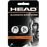 HEAD Djokovic Tennis Racket Vibration Dampener - Racquet String Shock Absorber