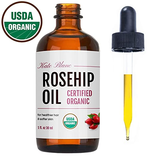 best organic rosehip oil for face