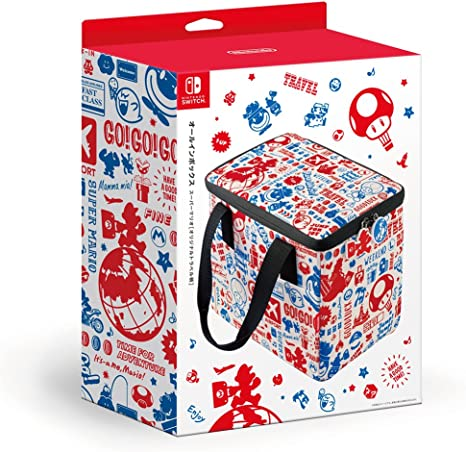 All In Box Bag Case Bolso Bolsa Funda Caja Super Mario Official ...
