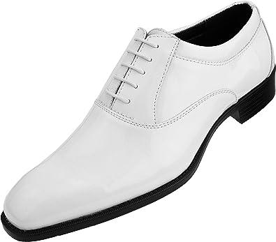 mens black dress shoes amazon