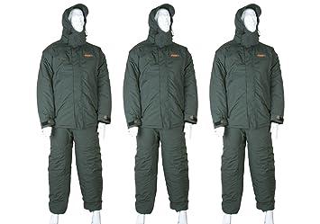 Angelsport Bekleidung Fox Carp Winter Suit Gr.XXL