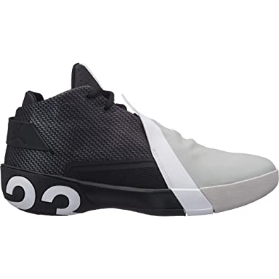 Jordan Ultra Fly 3, Zapatillas de Baloncesto para Hombre, (Black/White / Lt Smoke Grey 001), 48.5 EU: Amazon.es: Zapatos y complementos