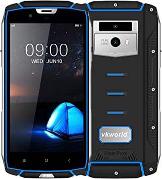 vkworld VK7000 Triple Proofing Teléfono 4 GB + 64 GB IP68 ...