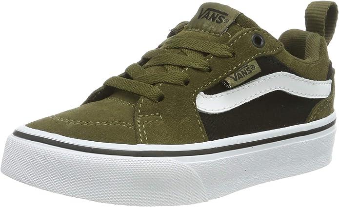 Vans Filmore Sneakers Mädchen Jungen Kinder Grün