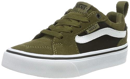 de6ed64a Amazon.com | Vans Boys' Filmore Suede/Canvas Trainers | Sneakers