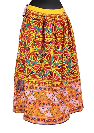 Banjara Rabari tribal Ethnic espejo trabajo bordado danza del ...