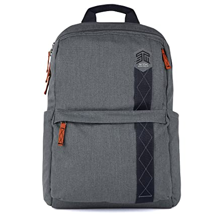 Amazon.com  STM Banks Backpack for Laptop   Tablet Up to 15 ... b71eb3ec2e
