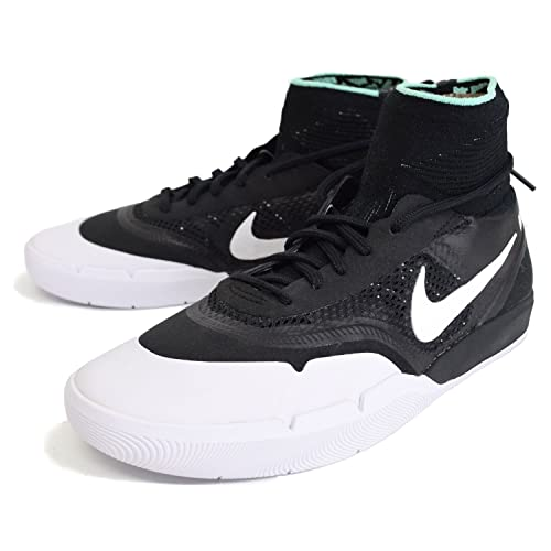 Viento Repetido Escandaloso  Buy Nike Hyperfeel Koston 3 XT Mens Hi Top Trainers 860627 Sneakers Shoes  (US 9, Black White 010) at Amazon.in