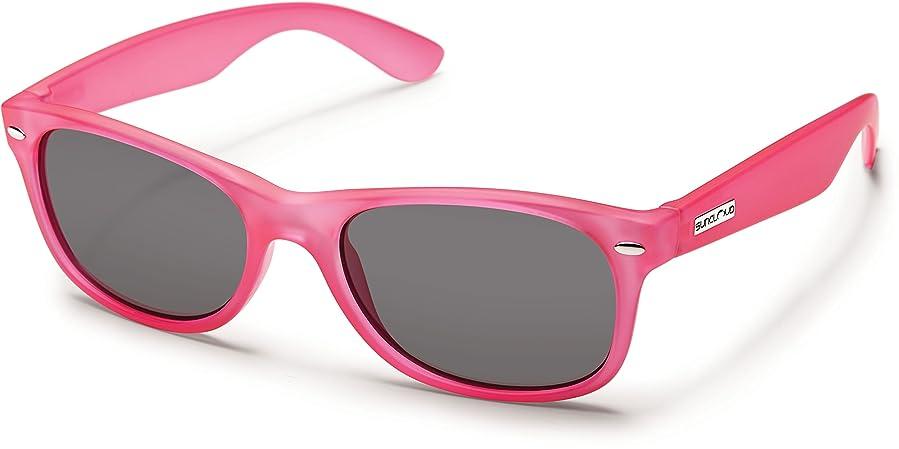 7b911b6769 Amazon.com  Suncloud Jasmine Polarized Polycarbonate Sunglasses ...