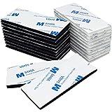 Teekit Multifunktionales doppelseitiges Klebeband Spurlose waschbare Klebeb/änder,1M