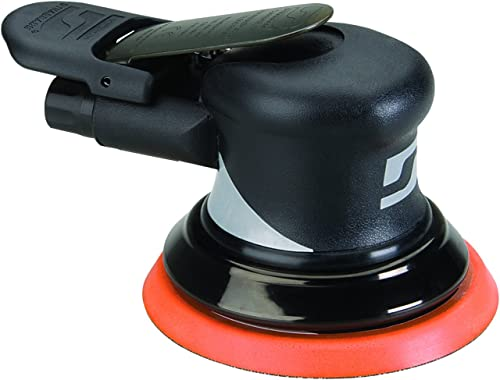 Dynabrade, 56850, Air Random Orbital Sander, 0.28HP, 5 In.