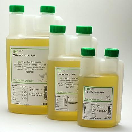TNC Lite – Acuario abono sin Nitrato y fosfatos