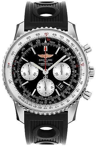 Breitling Navitimer 01 hombre reloj ab012721/bd09 - 201S: Amazon.es: Relojes